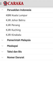 Caraka apk screenshot