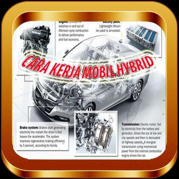 Cara Kerja Mobil Hybrid Dan Karburator poster