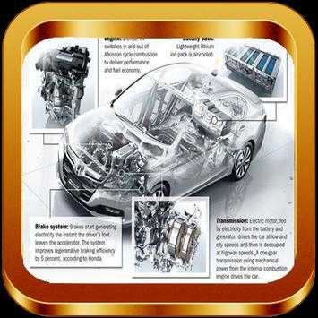 Cara Kerja Mobil Hybrid Dan Karburator screenshot 1
