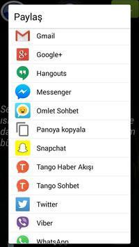 Sevgiliye Sözler apk screenshot
