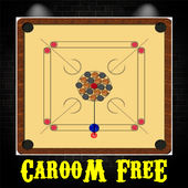 Carrom Free 3D icon