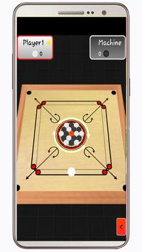 Carrom Free 3D screenshot 2