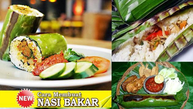 How To Make Nasi Bakar poster