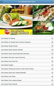 How To Make Nasi Bakar screenshot 1