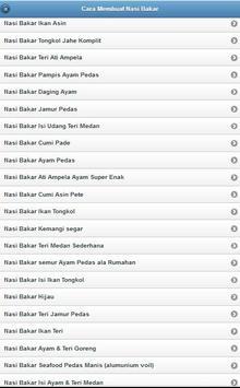 How To Make Nasi Bakar screenshot 2