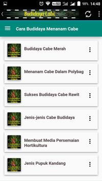 Cara Budidaya Menanam Cabe screenshot 2