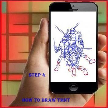 How to Draw TMNT apk screenshot