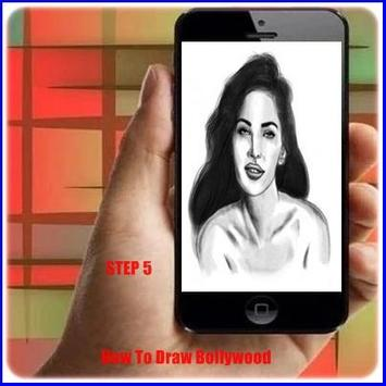 How to Draw Bollywood apk screenshot
