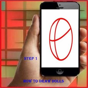 How To Draw a Doll poster