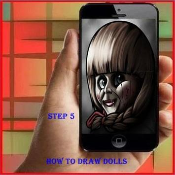 How To Draw a Doll apk screenshot