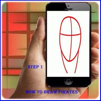 How to Draw Pirates poster