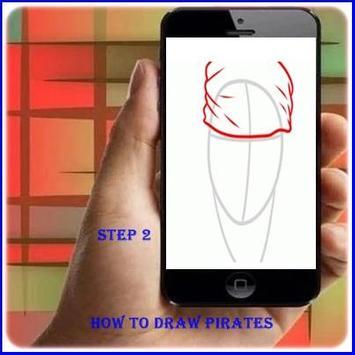 How to Draw Pirates screenshot 1