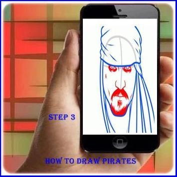 How to Draw Pirates screenshot 2