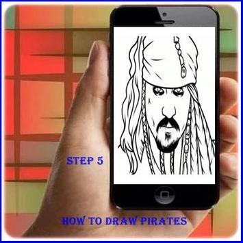 How to Draw Pirates screenshot 4