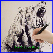 How To Draw A Bears icon