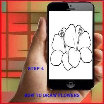 How To Draw Flower screenshot 3