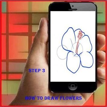 How To Draw Flower screenshot 2