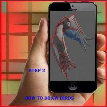 How To Draw a Bird screenshot 1