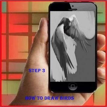 How To Draw a Bird screenshot 2