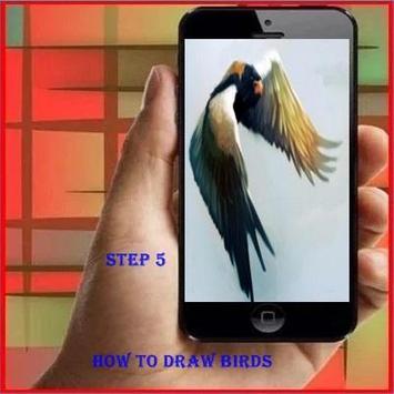 How To Draw a Bird screenshot 4