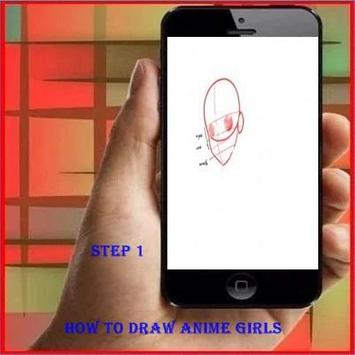 How To Draw Anime Girl poster