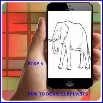 How to Draw an Elephant apk screenshot