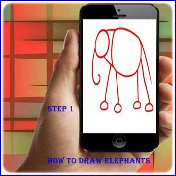 How to Draw an Elephant poster