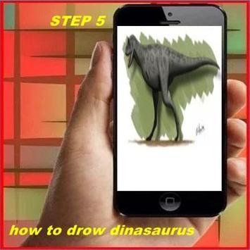 How to Draw Dinosaur screenshot 4