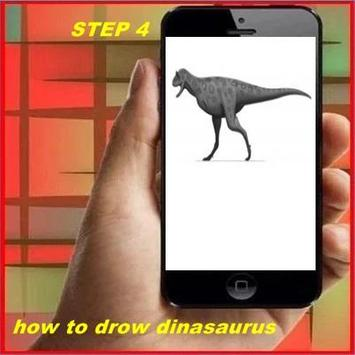 How to Draw Dinosaur screenshot 3