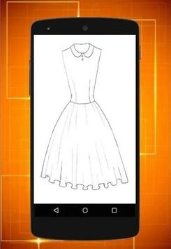 How To Draw Fashion screenshot 4