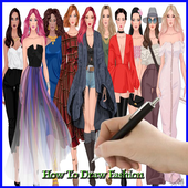 How To Draw Fashion icon