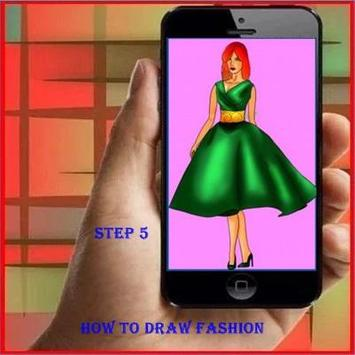 How To Draw Fashion screenshot 4
