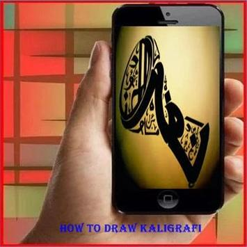 How To Draw Calligraphy screenshot 1