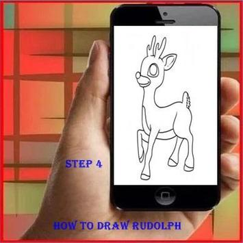 How to Draw a Deer apk screenshot
