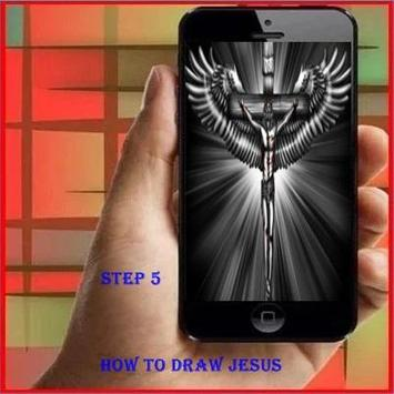 How To Draw Jesus apk screenshot