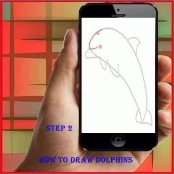 How to Draw a Dolphin screenshot 1