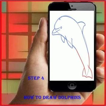 How to Draw a Dolphin screenshot 3