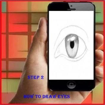 How to Draw an Eye screenshot 1
