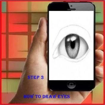 How to Draw an Eye screenshot 2