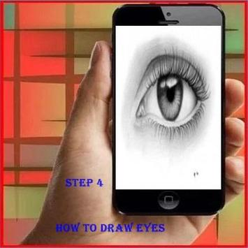 How to Draw an Eye apk screenshot