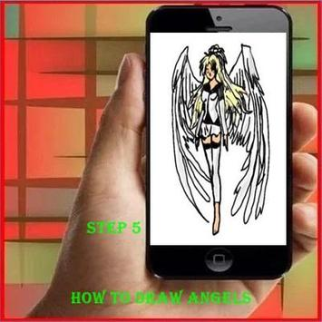 How To Draw Angels screenshot 4
