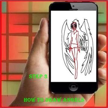 How To Draw Angels apk screenshot