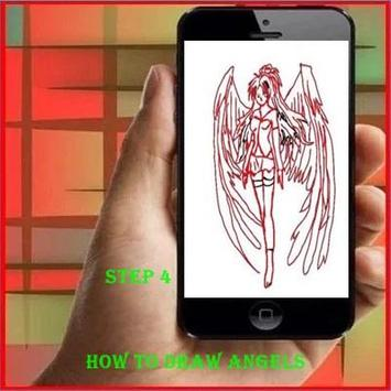 How To Draw Angels screenshot 3