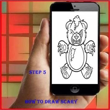 How To Draw Scary screenshot 4