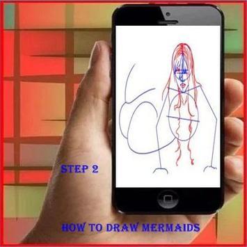 Draw Mermed screenshot 1