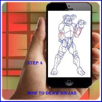 How to Draw a Ninja screenshot 3