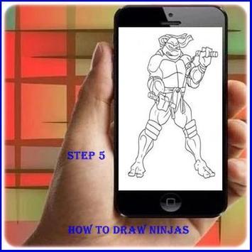 How to Draw a Ninja screenshot 4