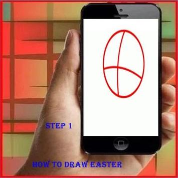 How To Draw Easter poster
