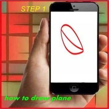 How to Draw Plane poster