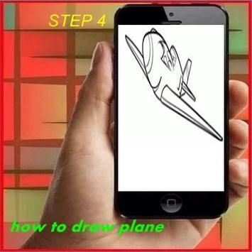 How to Draw Plane apk screenshot